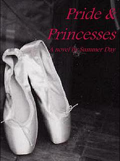 AUTHOR GUESTPOST - SUMMER DAY, PRIDE & PRINCESSES