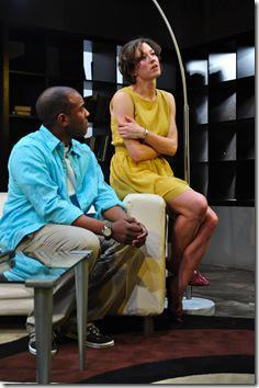 Review: The Girl in the Yellow Dress (Next Theatre)