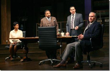 Review: Race (Goodman Theatre)