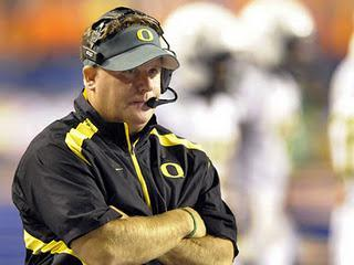 Chip Kelly Shows Both Dedication and Class in Staying With The Oregon Ducks