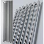 Trojan 1760 x 390mm Designer Radiator – Chrome