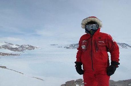 Antarctica 2011: Johan Ernst Nilson Reaches Second Pole