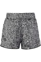 Karl Sabine sequined shorts