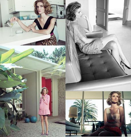 Bazaar ALLFashions Nod to the Past: Retro Glamour
