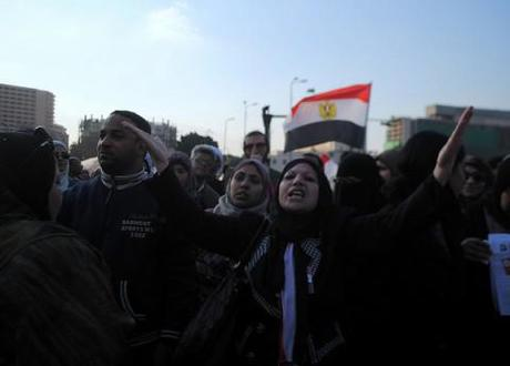 Revolution in Egypt: Tahrir Square, one year on. What happens now?