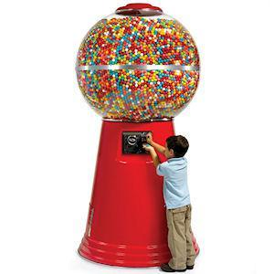 The World's Largest Gumball Machine