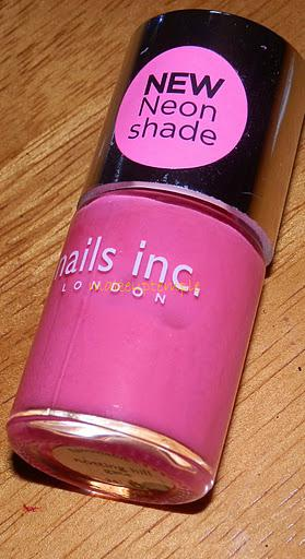 Nails Inc Notting Hill Gate