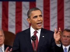 Obama Returns Energy Theme State Union