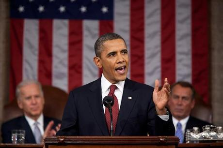 Obama Returns to Energy Theme in State of the Union
