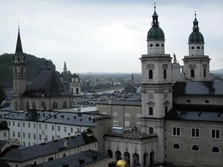 More from my European summer 2010 trip..Regensburg, Germany, and Salzburg, Austria