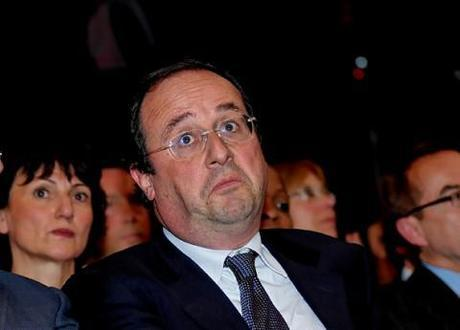 France's frontrunner challenger to Sarkozy, François Hollande, quotes Shakespeare – just not that one