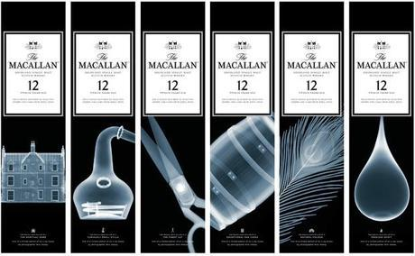 Xray Scotch – The Macallan and Nick Veasey