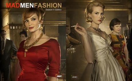 mad men fashion portfolio