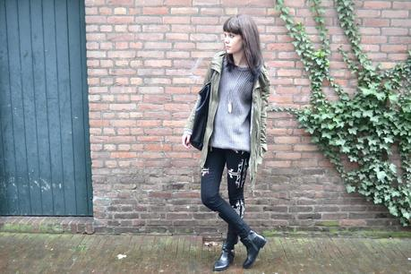 Outfit | About Black Ends and KO's