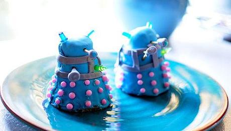 11 Incredible Edible Daleks