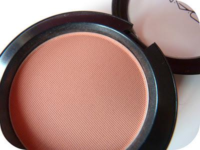 MAC Melba Blush - Review and Swatch
