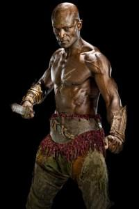 "Interview with the Cast of ""Spartacus: Vengeance"""