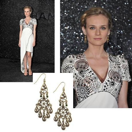 Chanel and ChandeliersFab Find Friday: Kruger Visits Chanel Couture
