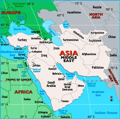 Middle East – Just a concern? Or an impending threat?