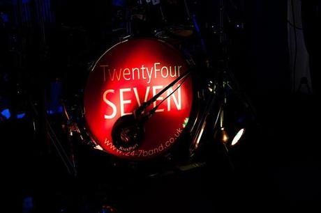 TwentyFour Seven wedding band