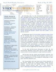 Stock World Weekly