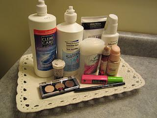 Clutter Control #2: Beauty Products
