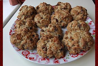 Mary Berry Rock Cakes Recipe