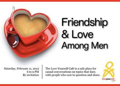 The Love Yourself Cafe--it's back!