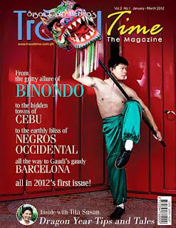 Travel Time, The Magazine welcomes Year of the Dragon with Dragon Lore issue