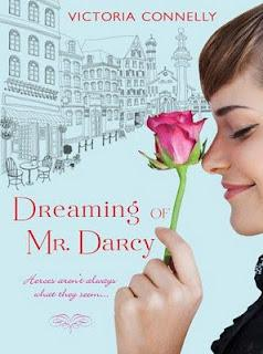 VICTORIA CONNELLY, DREAMING OF MR DARCY - GIVEWAY WINNERS