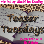 Teaser Tuesday: I Loved You First