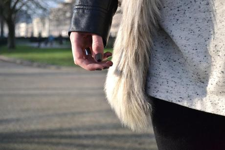 Outfit | Fur & Leather