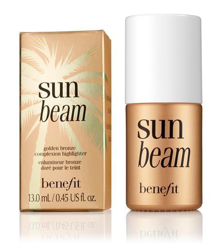 NEW Benefit Sunbeam Golden Bronze Highlighter – A Warm Preview of Summer 2012