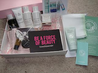 Latest in Beauty YOU Box