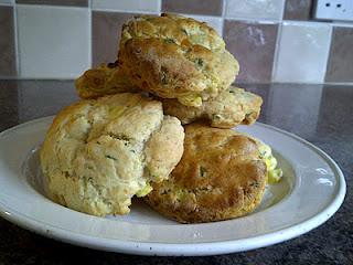 Scone in 60 seconds(ish)!