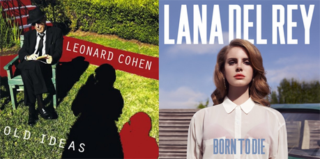 album art jan 31 LANA DEL REY, LEONARD COHEN [WEEKS TOP RELEASES]