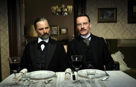 A Dangerous Method: The Consequences of Repression