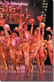 Review: A Chorus Line (Paramount Theatre)