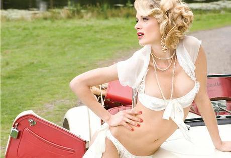 Fred & Ginger Lingerie + Win Designer Wedding Show Tickets | UK Wedding Blog