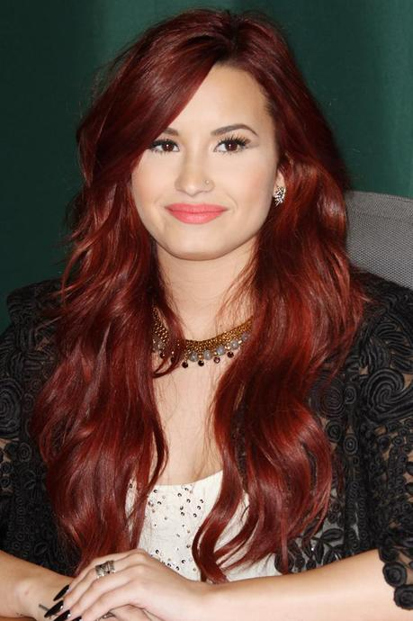 Wordless Wednesday - Demi Lovato!