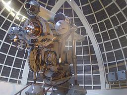 English language linekd to science: Observatory Telescope