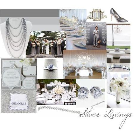 Wedding Wednesday: Silver Linings, boca raton wedding, gray wedding, silver wedding, silver bridesmaid, gray bridesmaid, grey, wedding, gray