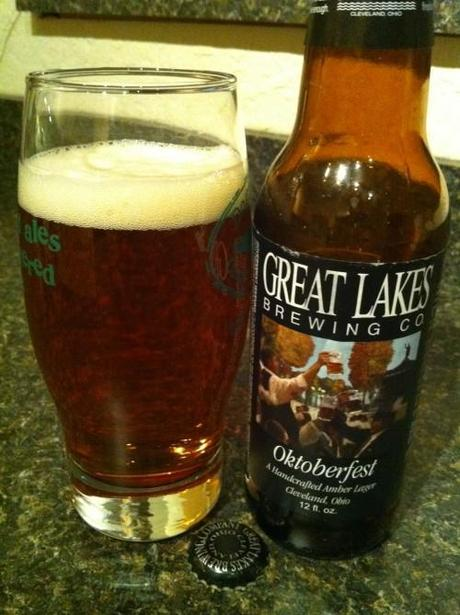 Beer Review – Great Lakes Oktoberfest