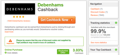 Save Money When Shopping Online - Cashback Sites & Discount Codes!