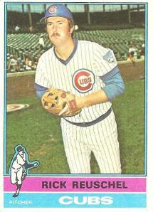 The 25 Best Chicago Cubs of All Time: #19. Rick Reuschel