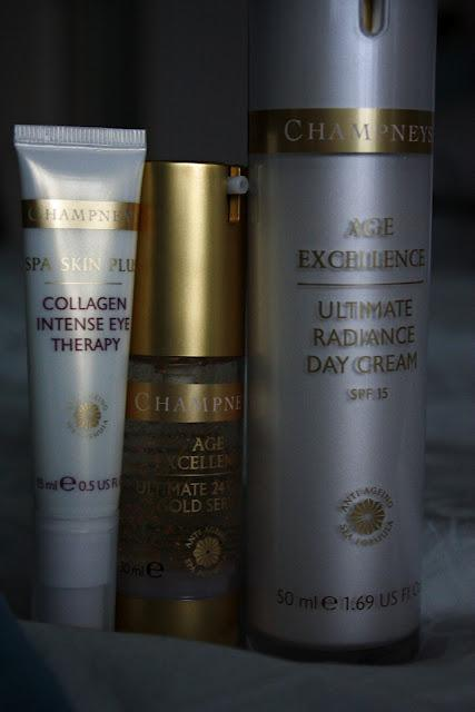 CHAMPNEYS Age Excellence Range