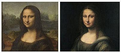 Copy Of Mona Lisa Painted By Leonardo Da Vinci's Student Discovered