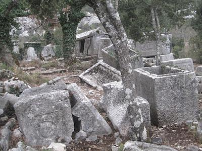 Termessos: Hiking through the Ruins
