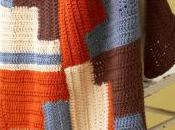Irregular Square Afghan