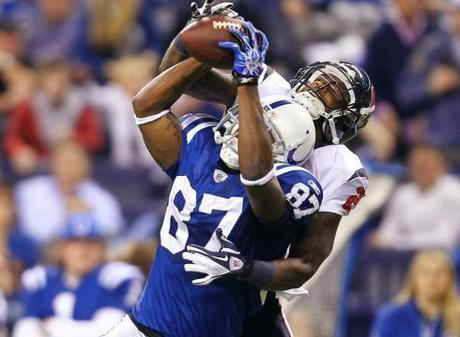 Reggie Wayne Open To Returning to Indy to Help Colts Rebuild